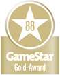 GameStar Gold-Award: 88 Punkte