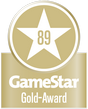 GameStar Gold-Award: 89 Punkte