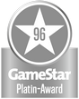 GameStar Platin-Award: 96 Punkte